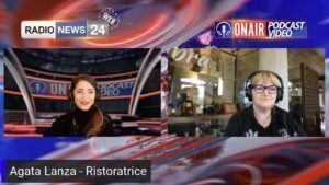 Intervista Radio News 24 Osteria della Capra